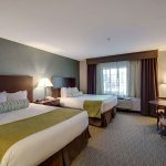 executive double queen suite at Best Western Plus The Inn at Hampton