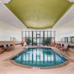 indoor pool at Best Western Plus The Inn at Hampton